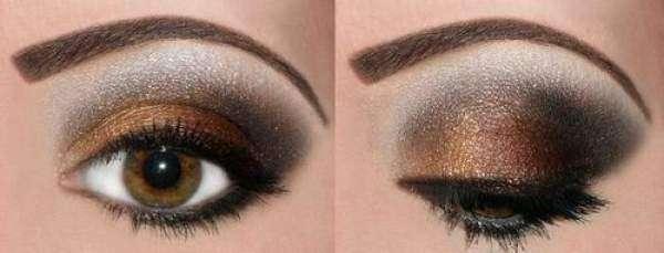Как делать смоки айс пошагово - делаем макияж smoky eyes без помощи визажистов