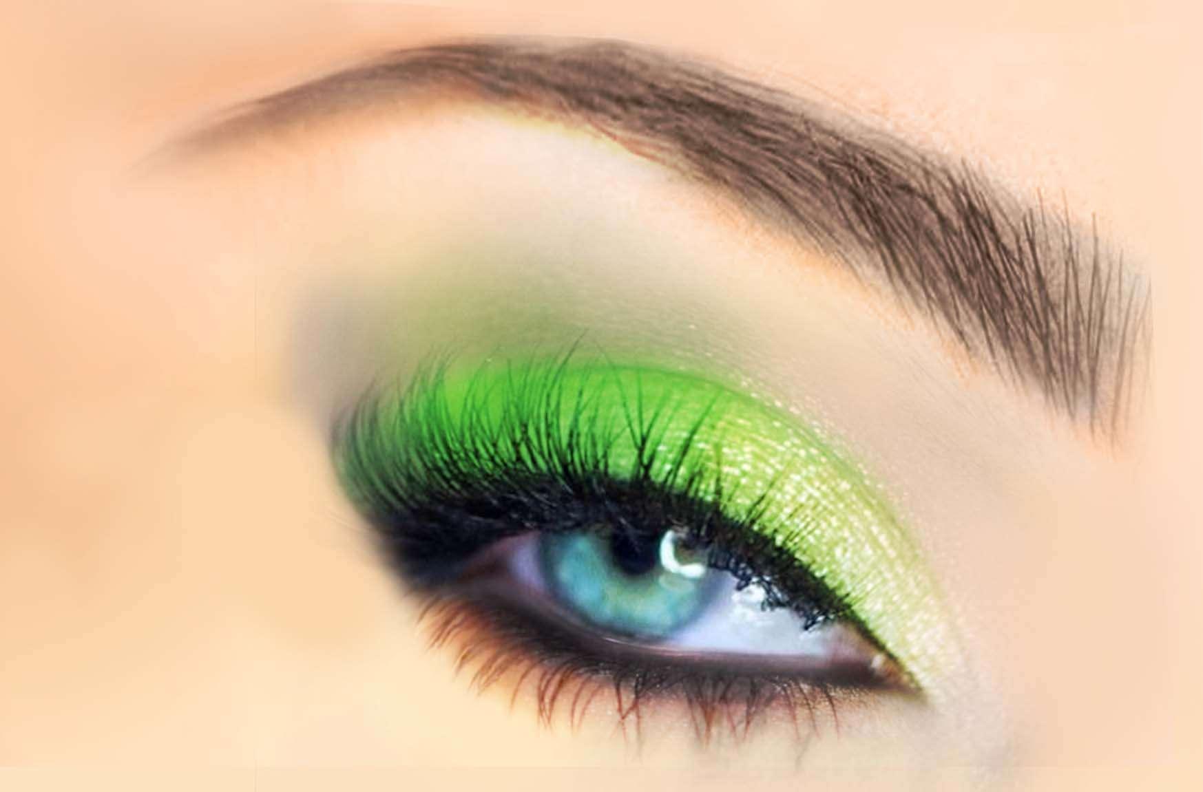 зеленый смоки айс