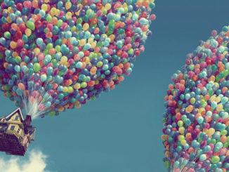 Гелиевые шарики – лучший подарок на любой праздник!