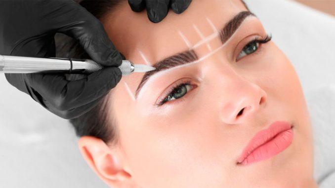 Image result for перманентный макияж
