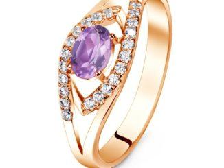 Золотые кольца ювелирной фабрики Эдем: купить в Украине