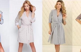 Купить халат женский украинского производства Seventeen