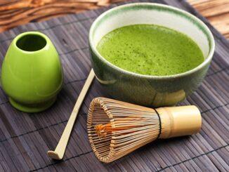 New Tea: традиционный японский чай матча в Украине