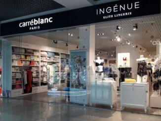 Оригинальное женское бельё из Франции в онлайн-бутике Ingenue