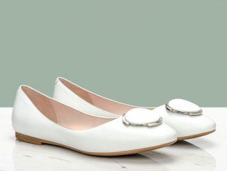 Удобные женские балетки: недорогая обувь на каждый день